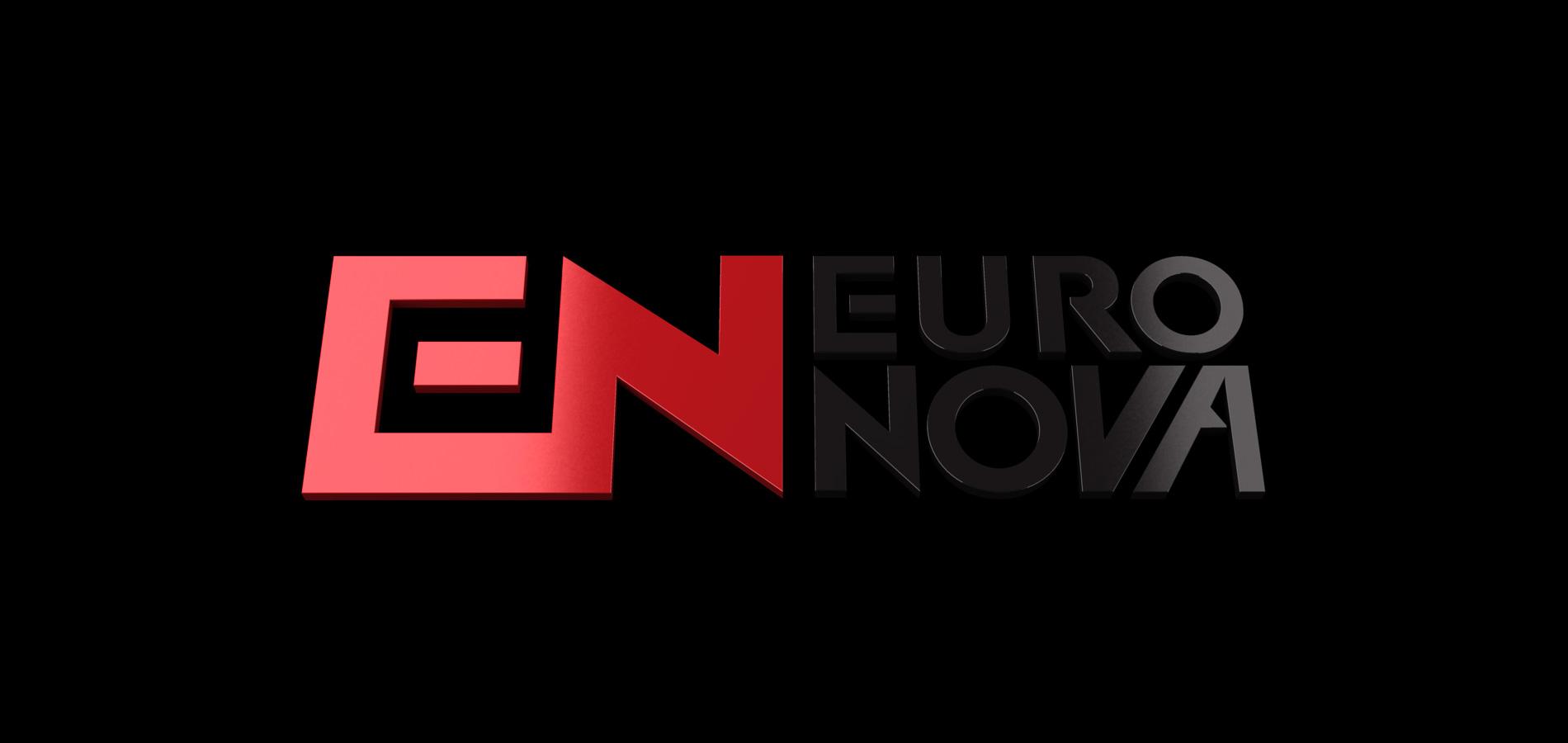 Ahold Euronova Logo 3d