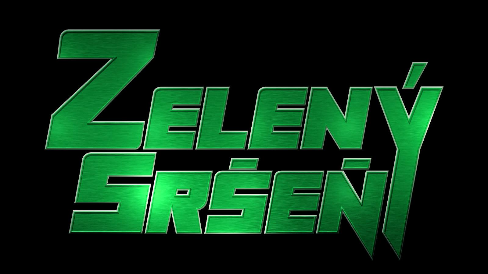 Green Hornet Zeleny srsen CZ