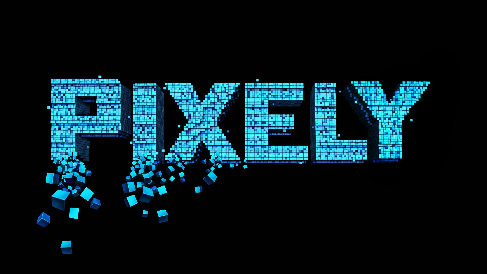 Pixely logo CZ